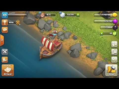 Clash Of Clans How To Gear Up To Double Cannon!