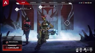 Gran partida con subscriptores Apex Legends