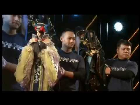 『Thunderbolt Fantasy 東離劍遊紀』ワンダーフェスティバル2016[冬]