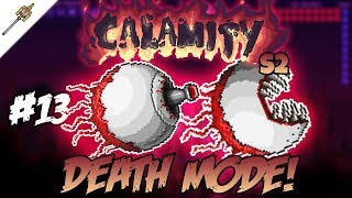 The Twins Melee D-Mode! Calamity Mod D-Mode ||Episode 13 - Season 2||