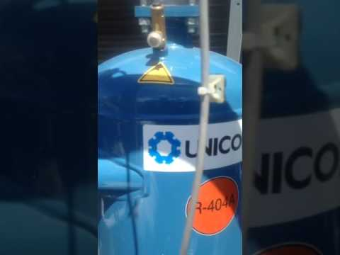Arranque de Tornillo, UNICOM,,, Doble Etapa, 75 HP, 10-Sept-2016, Tijuana