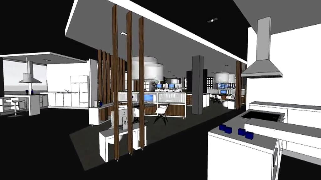 Ixina New Stores Concept