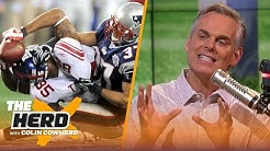 Colin Cowherd lists his 10 favorite Super Bowl moments of all time | NFL | THE HERD