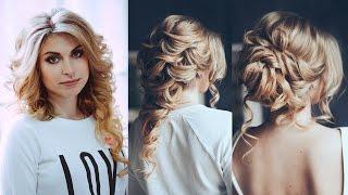 видео Разнообразные свадебные прически на длинные волосы (36 фото) – выбирайте свой вариант!