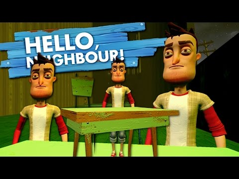HIDDEN LEVELS IN GAME'S CODE - Hello Neighbor |