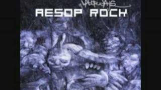 Aesop Rock - Flashflood