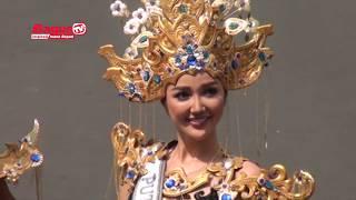 Puteri Indonesia Ikut Jember Fashion Carnaval (JFC 2018)