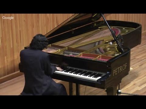 2do Concurso Nacional De Piano   Eliminatorias