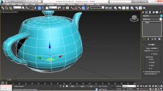 Autodesk 3ds Max 2014.Запись обучения. Урок 1