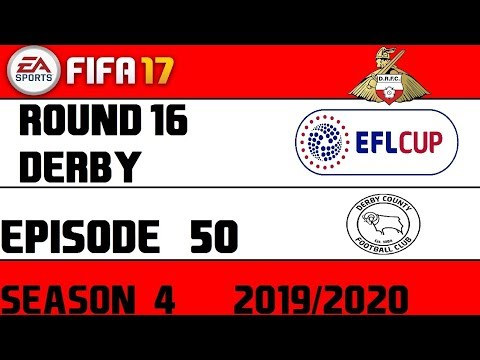 EFL Cup Time Starting The Young Neumann S4 E50 (FIFA 17 Career mode stream)