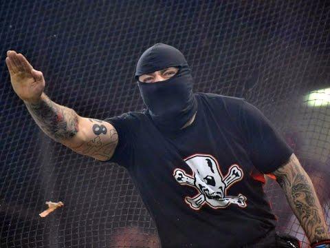 International Football Firms - Violent BALKAN Hooligans - Fussball Doku