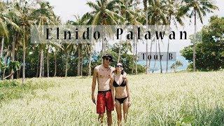 牛走世界|愛妮島我們來了,一起跳島去吧~ El Nido Palawan Travel Vlog Day1+2 B Tour