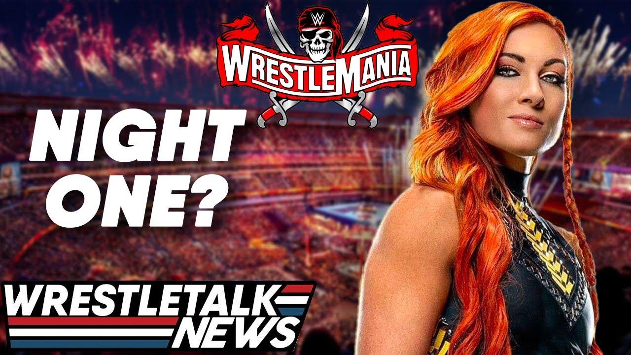 Download WrestleMania 37 Return LEAKED?! WWE SmackDown Apr 9 2021 Highlights | WrestleTalk News