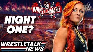 WrestleMania 37 Return LEAKED?! WWE SmackDown Apr 9 2021 Highlights | WrestleTalk News