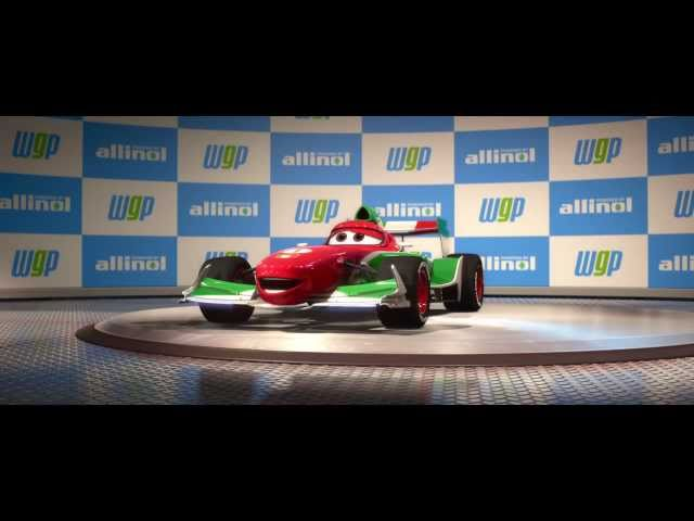Disney Pixar CARS 2 - Trailer Ufficiale Italiano HD Travel Video