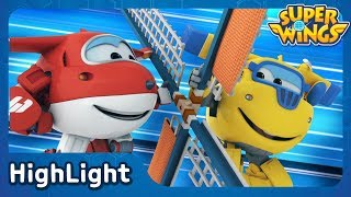 Paint Pals | SuperWings Highlight | S1 EP17