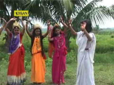 Sri Krishner Janmo Leela | Bengali Kirtan | Hare Krishna Hare Rama