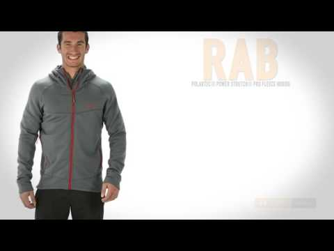 Rab Polartec® Power Stretch® Pro Fleece Hoodie (For Men)