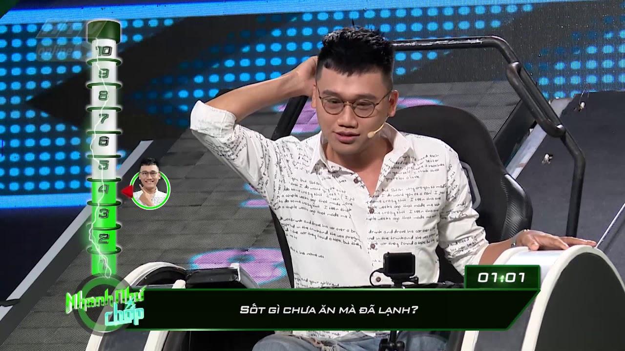 image Xuân Nghị bình tĩnh tự tin vượt qua 7 câu liên tiếp | HTV NHANH NHƯ CHỚP | NNC #21 | 25/8/2018