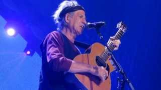 The Rolling Stones - You Got The Silver ( Front Row ) - Live @ The Honda Center 5-18-13 in HD