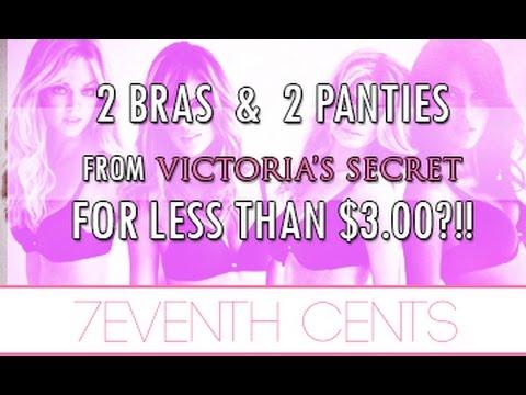 Victorias Secret Extreme Couponing