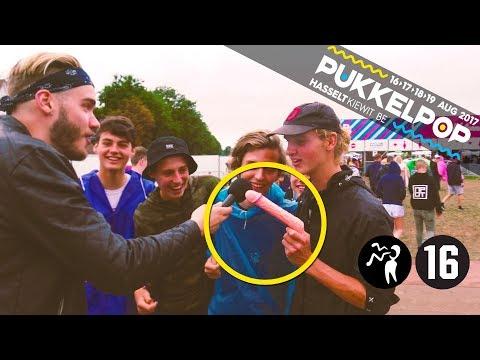 Hoe Fix Je Een Chick Op Een Festival? (Pukkelpop 2017)
