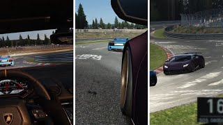 LAMBORGHINI huracán performante ------ONLINE NORDSCHLEIFE ------ VIRTUAL REALITY GAMING-----