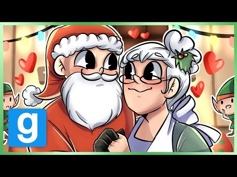Gmod Hide And Seek - How Elves Are Made! (Garrys Mod Funny Moments)