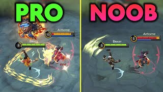 The BEST TRICK to be PRO Chou - Mobile Legends