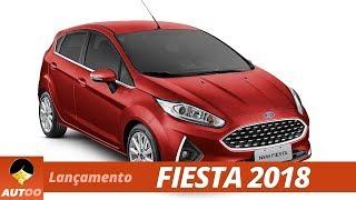 Ford New Fiesta 2018 - novidades da versão Titanium