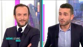 Médias, le Mag, l'interview avec Jérémy Michalak