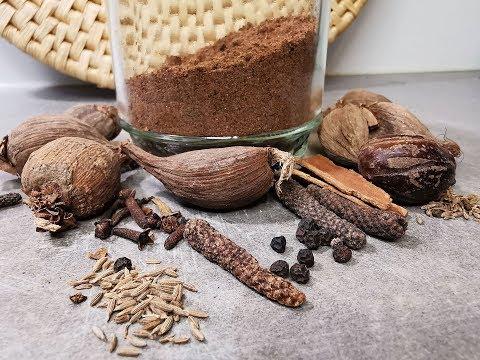 Mekelesha  መከለሻ  the important spices in  Ethiopian cuisine Äthiopiche Küche