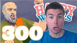HAPPY WHEELS: Episodio 300