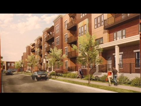 Luxury apartment complex coming to Brooklyn Park - YouTube