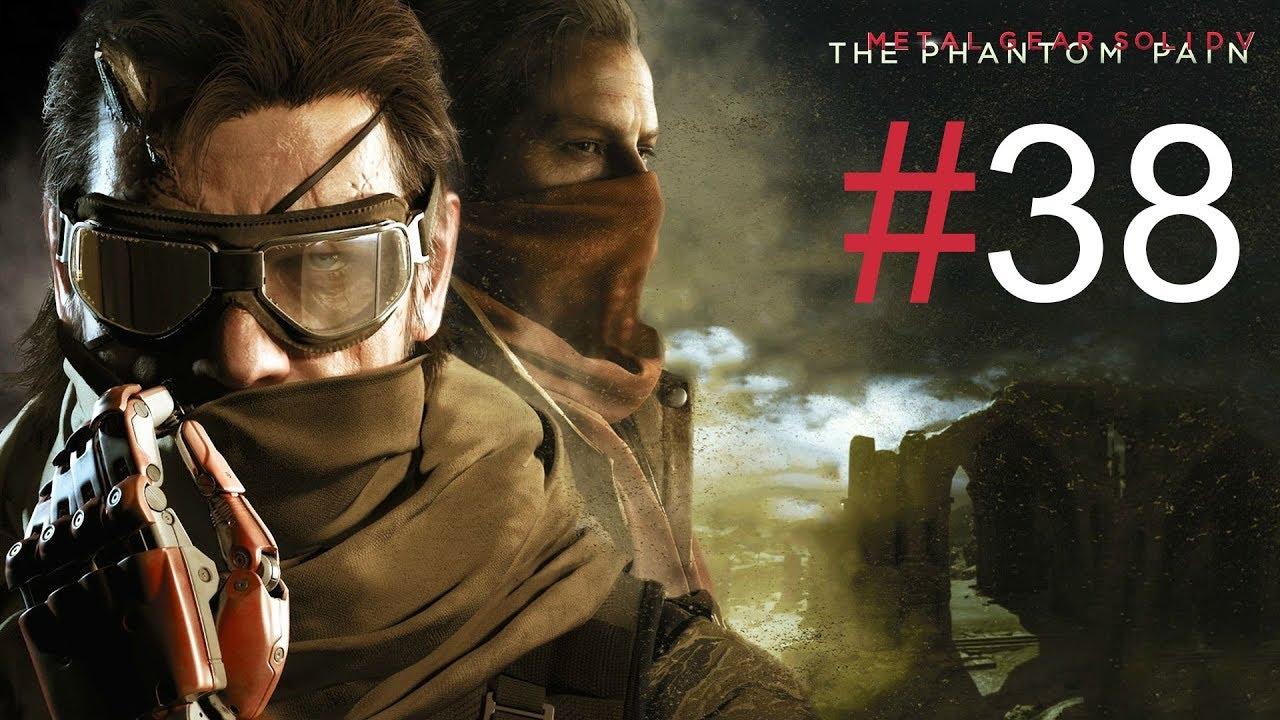 Metal Gear Solid 5 The Phantom Pain - Quiet Kills Jet