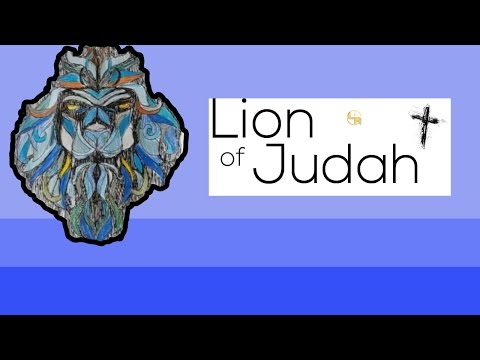 Lion of Judah - Speed Art