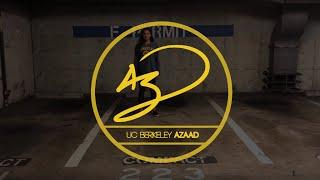 UC Berkeley Azaad Girls Tryout Routine '18 '19