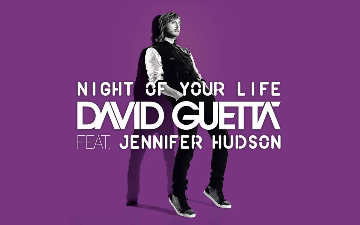 Jennifer Hudson New Album >> David Guetta feat. Jennifer Hudson Night Of Your life ...