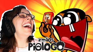 PORTUGUESA REAGE A MUNDO CANIBAL parte 2