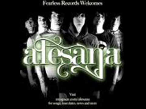 The last three letters- alesana