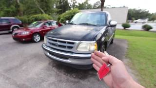 1998 Ford F150 XL ( 20 Years Later ) For Sale Review
