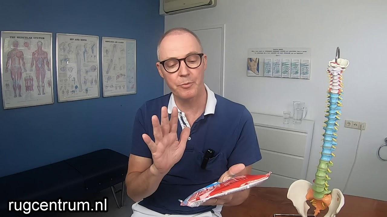 Rug En Nekcentrum Roermond.Acute Rug Of Nekpijn Gebruik Ijs 2 Minuten Met Chiropractor Arie