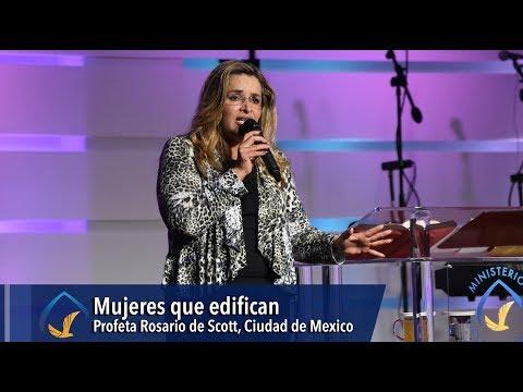 Mujeres que edifican - Profeta Rosario de Scott