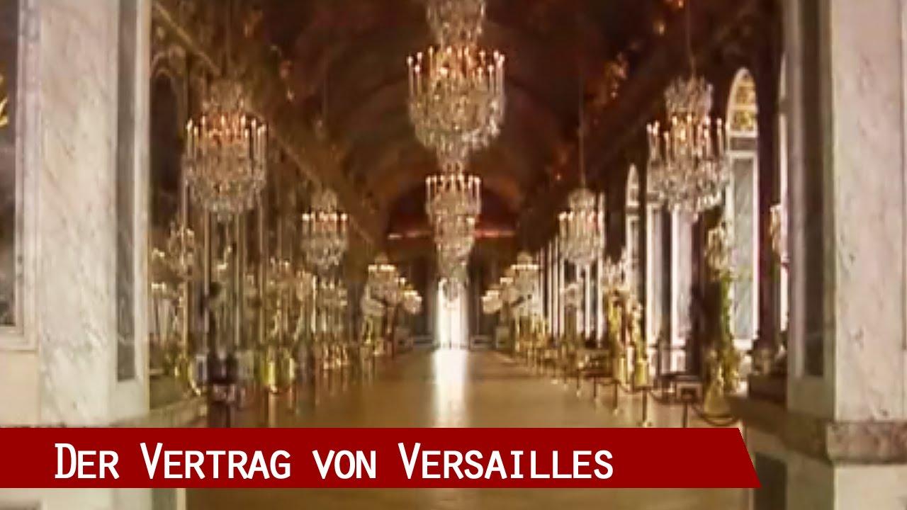Der Friedensvertrag Von Versailles Youtube