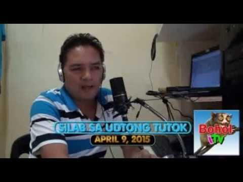 SILAB SA UDTONG TUTOK - APRIL 9, 2015