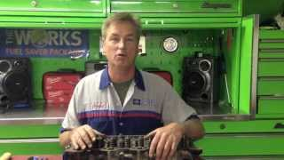 Diesel fuel in coolant on a 6.0 Ford Powerstroke
