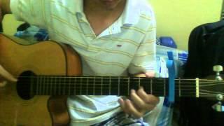 Anh không muốn bất công với em - Guitar solo - Mạnh Khùng