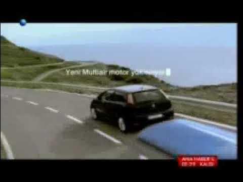 Fiat Punto Evo Reklami