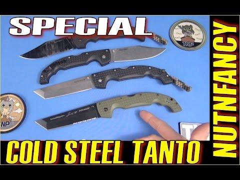 Cold Steel Survivalblog.com Special Tanto