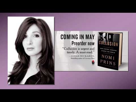 Nomi Prins interview with Lance Roberts